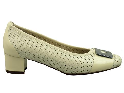 Дизайнерски анатомични дамски обувки Nаturelle z7099bj