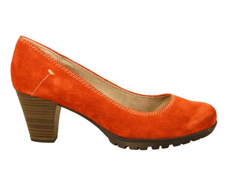 Комфортни и качествени, изключително ефектни немски обувки Jana 822411vo