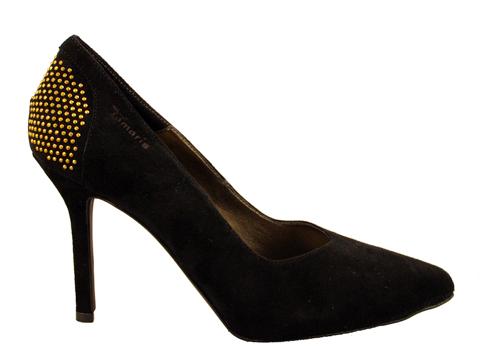 Елегантни, луксозни дамски обувки Tamaris 122466vch