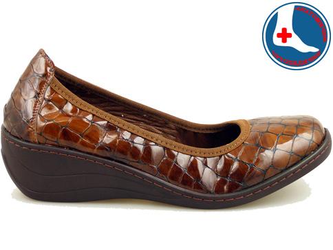 Комфортни, анатомични дамски обувки - италиански стил 3221klk