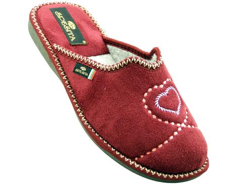 Удобни български домашни чехли Spesita brunelabd