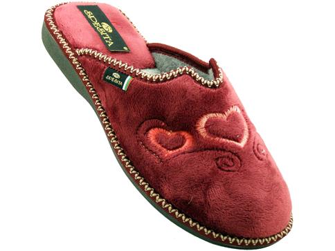 Удобни български домашни чехли Spesita palmirabd