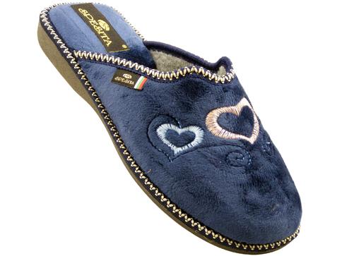 Удобни български домашни чехли Spesita palmiras