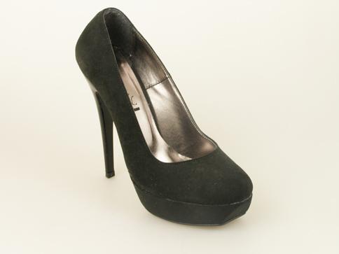 Стилни елегантни дамски обувки  3391vch