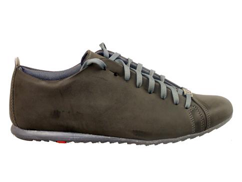 Мъжки спортни обувки с връзки и модерна визия 601-45sv