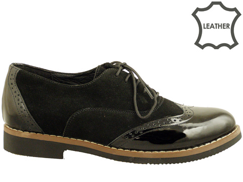 Дамски спортно - елегантни обувки  51222663vchlch