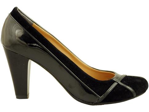 Удобни дамски обувки със стилна визия m1111lch