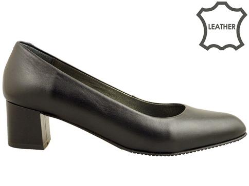 Комфортни дамски обувки Naturelle с изчистена визия z6618801ch