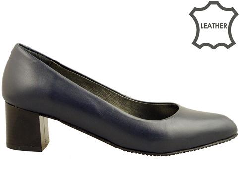 Комфортни дамски обувки Naturelle с изчистена визия z6618801s