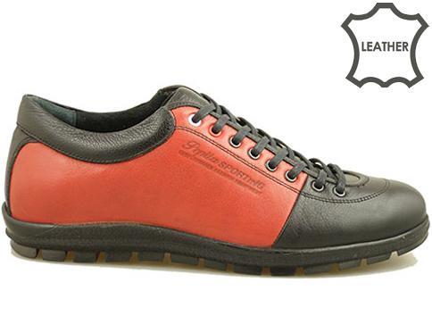 Мъжки спортни обувки в модна цветова гама 2617chchv
