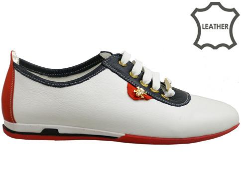 Дамски спортни обувки с ефектна визия n109b