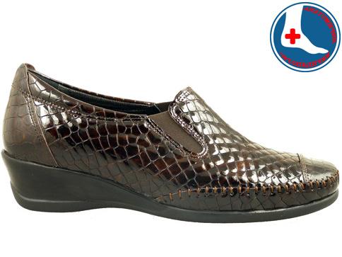 Ортопедични дамски обувки Naturelle тип мокасина с ластици z70691klkk