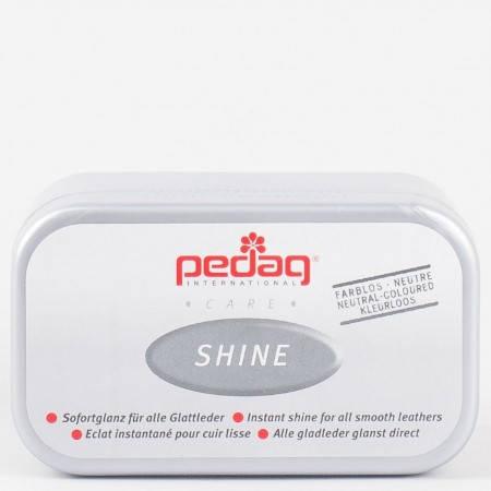 Удобна гъбичка за почистване и придаване на блясък на кожа и синтетика на марката Pedag p-640
