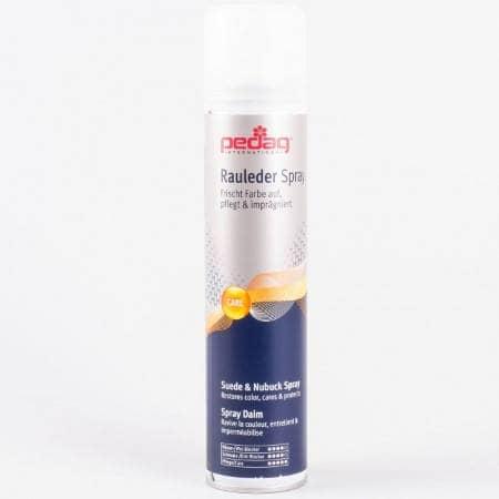 Специален спрей SUEDE SPRAY за цялостна поддръжка на набук и велур на марката Pedag p-861-00