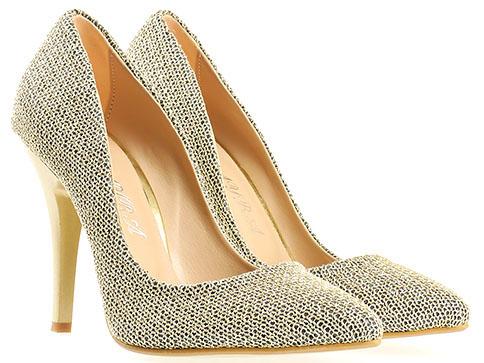 8bea9865ce9 Елегантни дамски обувки на висок ток 1800zl - Sisi-bg.com