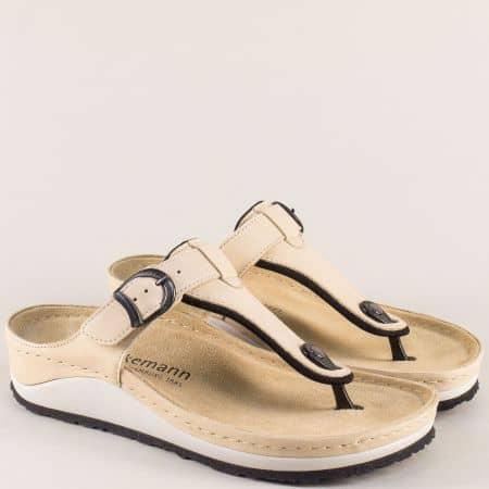 Ортопедични дамски чехли на марка Berkemann 01351bj