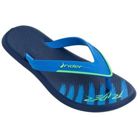 Бразилски мъжки джапанки в син цвят- RIDER 1122822506