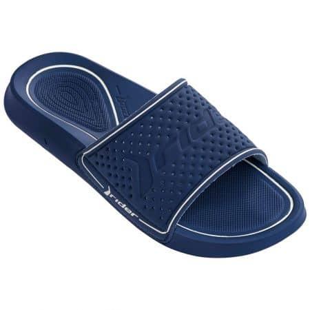 Тъмно сини мъжки джапанки на удобно ходило- RIDER 1130720084