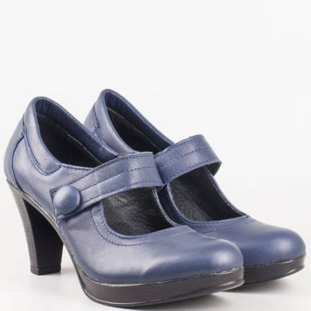 Стилни дамски обувки на утвърден български производител , изработени от естествена кожа 1296843s