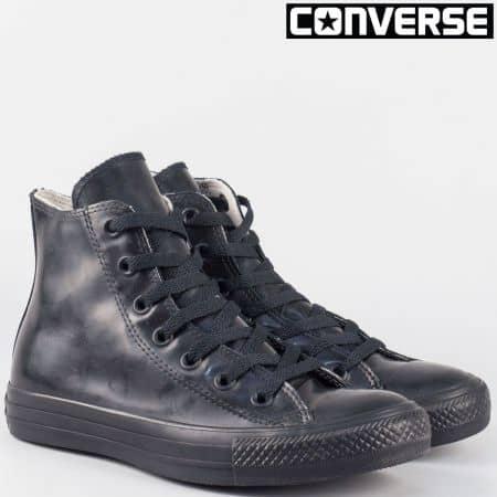 Комфортни кецове Converse в черен цвят 144740ch