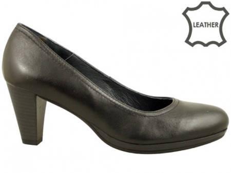Стилни дамски обувки на утвърден български производител , изработени от естествена кожа 1570ch