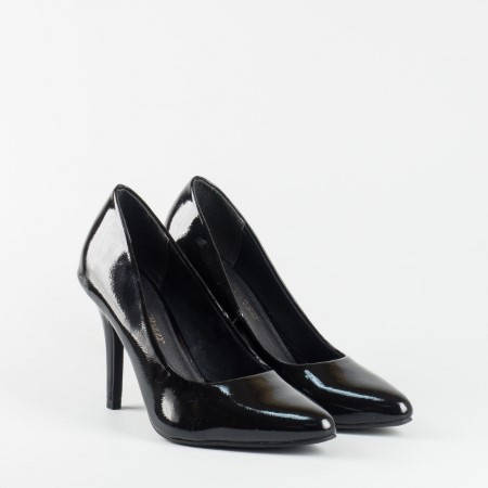 Дамски обувки на висок ток Marco Tozzi със стилен дизайн 222418lch