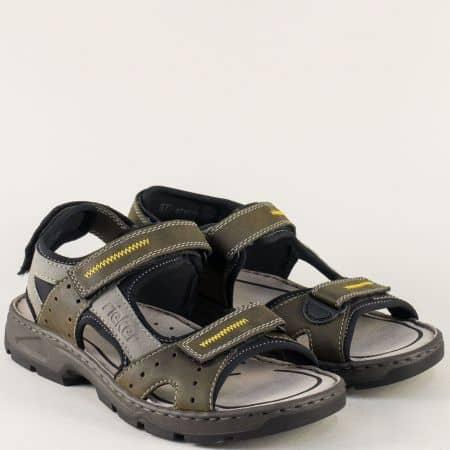 Мъжки сандали на марка Rieker 26157z