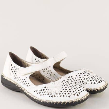Анатомични дамски обувки на марка Rieker 49876b