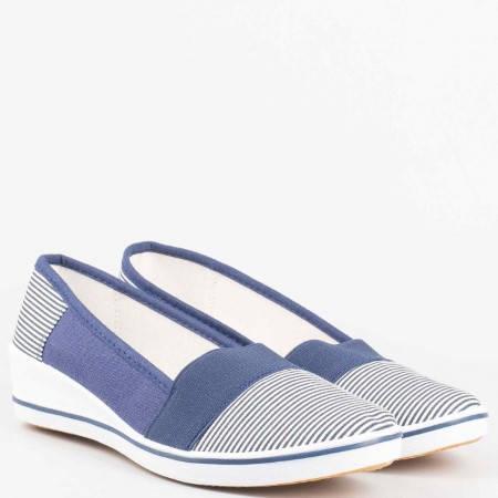 Евтини ежедневни дамски обувки на платформа 6007s