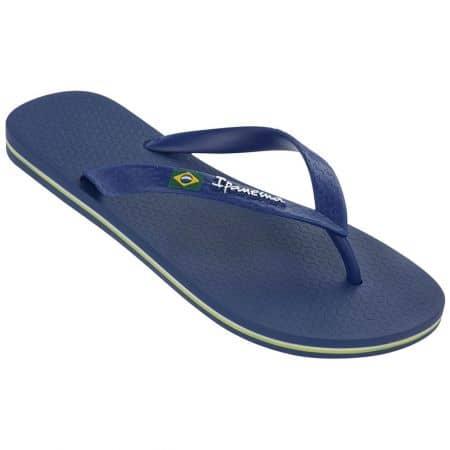 Мъжки джапанки в тъмно син цвят- IPANEMA 8041522413