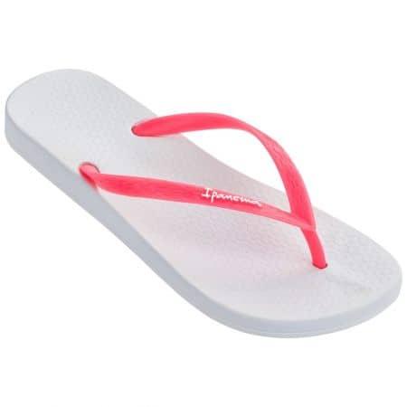 Дамски джапанки в червено и бяло- IPANEMA 8103020333