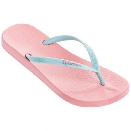 Дамски джапанки в синьо и розово- IPANEMA 8103024273