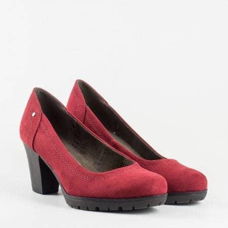 Класически  модел немски обувки Jana 822460vchv