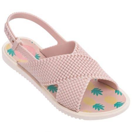 Детски сандали в розов цвят на равно ходило- ZAXY 8231722552