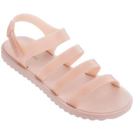 Равни дамски сандали в розов цвят- ZAXY 8234924373
