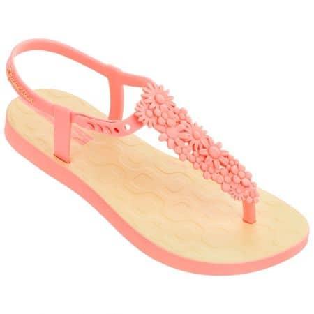Детски сандали в жълто и оранж- IPANEMA 8240120686
