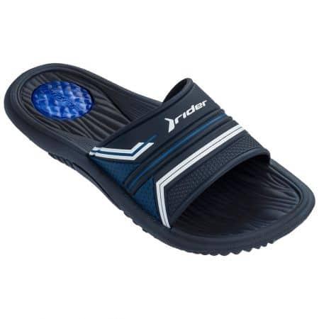 Мъжки джапанки- RIDER в синьо и бяло 8249720729
