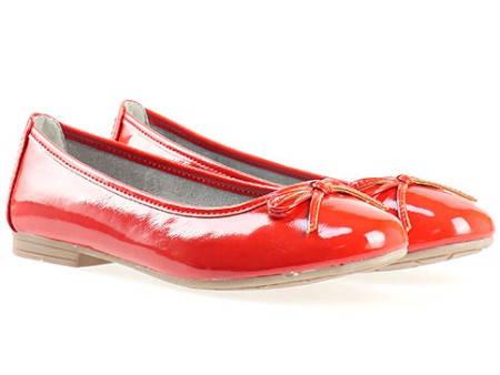 Немски равни дамски обувки Jana тип балерина 822163lchv
