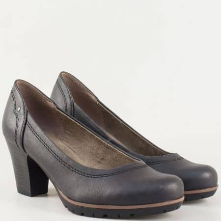 Немски дамски обувки с изчистена класическа визия на висок ток- Jana 8822465ch