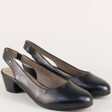 Дамска черна обувка на Jana 8829561ch
