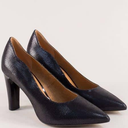 Дамски обувки в черен цвят на марка CAPRICE 922411ch