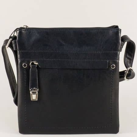 Дамска чанта за рамо в черен цвят ch1550408ch