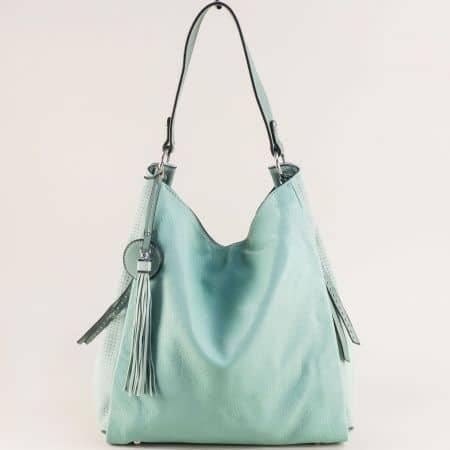 2659e8fb084 Дамски чанти онлайн естествена кожа