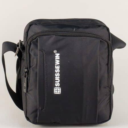 Мъжка чанта от текстил ch5050ch