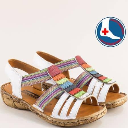 Ортопедични дамски сандали на марка Loretta l5505bps