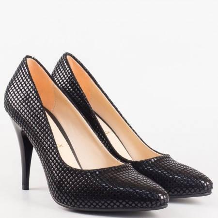 Атрактивен модел дамски обувки на висок ток 1510ch