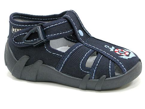 Страхотно предложение детски текстилни обувчици с прорези 13106s