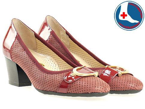 Анатомични и ортопедични дамски обувки Naturelle, изработени изцяло от естествена z76020bd