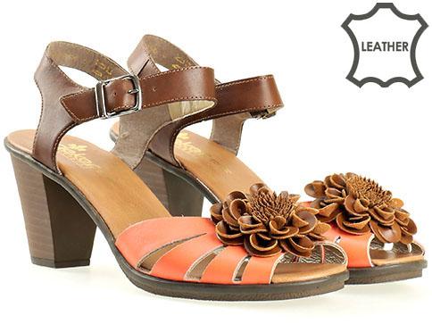 Дамски сандали 64159k