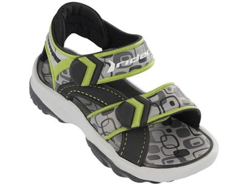 Качествени бразилски сандали Rieker за момченца 809222383